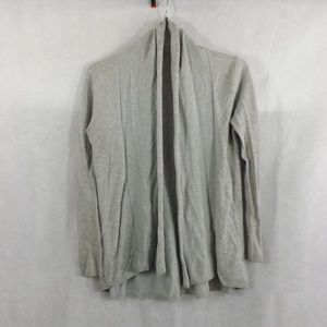 Womens ZARA Cardigan Sweater - Gray - Sz S